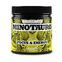 Minotauro Pré Treino